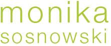 Monika Sosnowski Photography Logo